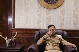 Bima Arya Minta Presiden Jokowi Perbaiki Infrastruktur Sekitar Istana Bogor