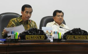 Presiden Jokowi Umumkan Pelunasan Divestasi PT Freeport