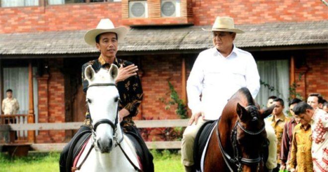 PolMark: Elektabilitas Jokowi 50,2 Persen dan Prabowo 22 Persen