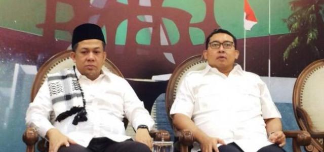 Rapat Pimpinan Dewan Tetapkan Fadli Zon Plt Ketua DPR