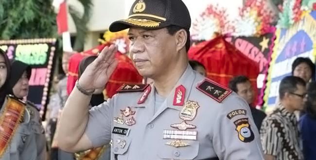 Irjen Anton Charliyan Sudah Minta Izin Kapolri Maju Cagub Jabar