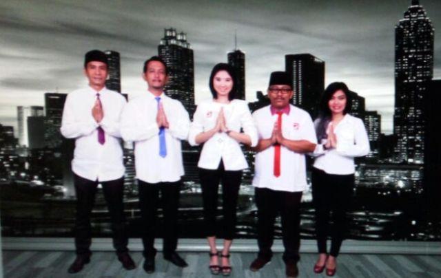 PSI Peserta Pemilu 2019, PSI Kota Bekasi: Terima Kasih Untuk Semuanya