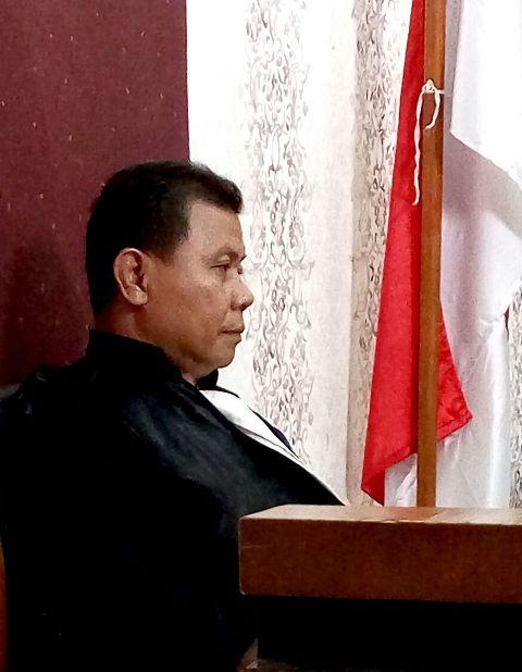 Jaksa Arif Suryana Tuntut Terdakwa Pasal 263 Hanya 6 Bulan Penjara