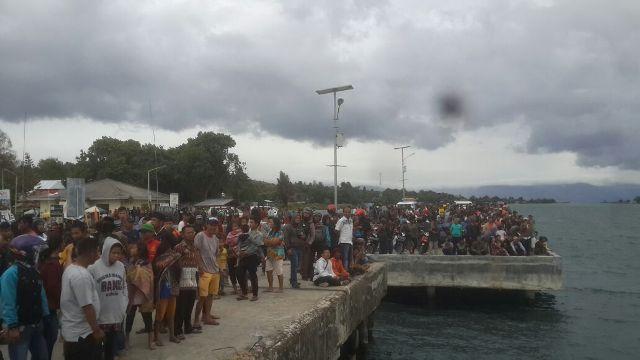 Tenggelam di Danau Toba, Dua Penumpang KM Sinar Bangun Ditemukan Tewas