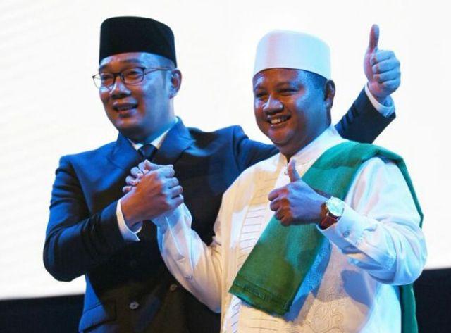 KPU Resmi Tetapkan Ridwan Kamil-Uu Pasangan Terpilih Pilgub Jabar