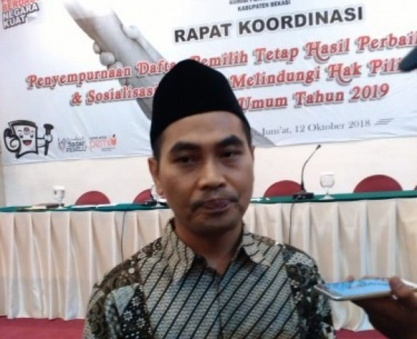 Ketua KPU Bekasi Nilai Caleg Perempuan Bisa Unggul dari Laki-laki
