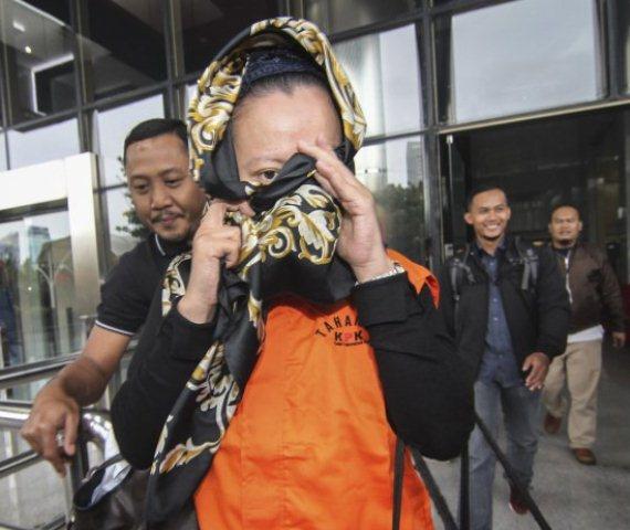KPK Tahan Delapan Tersangka Suap Proyek SPAM Kementerian PUPR