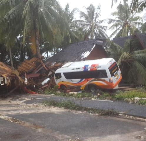 DPD PSI Kota Bekasi Sampaikan Duka Cita Atas Bencana Tsunami Selat Sunda