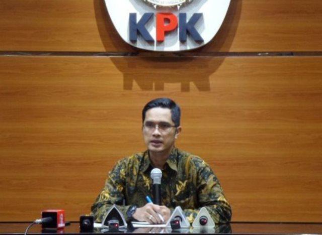 OTT KPK di Jakarta Amankan Anggota DPR RI