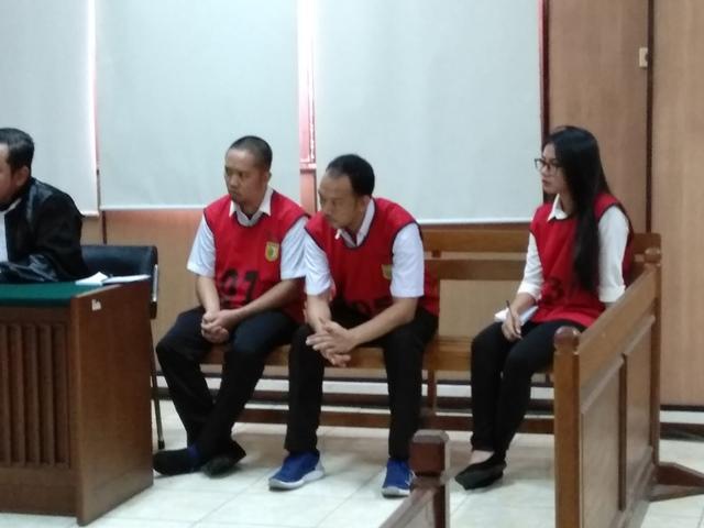 Terdakwa Bantah Keterangan Saksi Polisi Terkait Kasus Judi Online