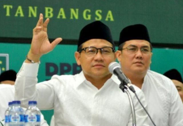 Muhaimin Iskandar Terpilih Secara Aklamasi Pimpin PKB  2019-2024
