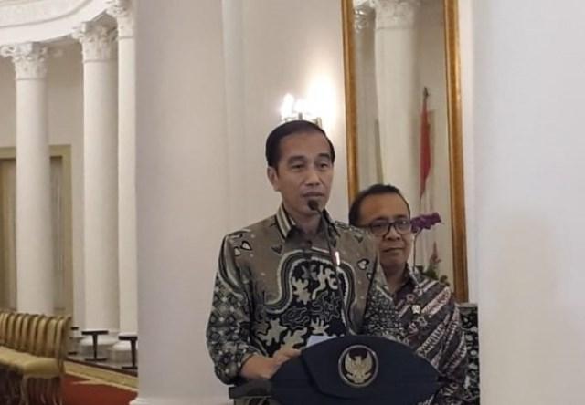 Presiden Jokowi Instruksikan Kapolri Tindak Tegas Pelaku Rasisme