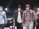 Bupati Kuansing Diboyong KPK ke Jakarta Terjerat Kasus Suap Izin Perkebunan