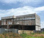 Tanpa Papan IMB, Pembangunan Gedung Ini Diduga Langgar Perda dan Perwal Kota Bekasi