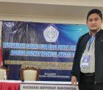 Dharma AD Hutapea, SH Terpilih Sebagai Ketua DPC AAI Jakarta Timur