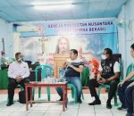 Rangkul Semua Golongan, PPP Kota Bekasi Silahturahmi ke Gereja Protestan Nusantara