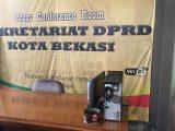 Miris, Pendukung Kerja Jurnalis di Humas Sekretariat DPRD Kota Bekasi Sangat Minim