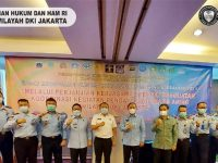 Triwulan Pertama 2021, Kanwil Kemenkumham DKI Jakarta Tindak 202 Orang Asing