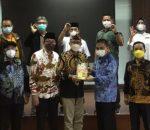 Pertama Kali, Ketua DPRD Kota Bekasi Terima Kunjungan Ombudsman RI