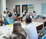 Respon Aspirasi Warga GCC Cikarang, Ketua Dewan Turun ke Lokasi Penemuan Pencemaran Air