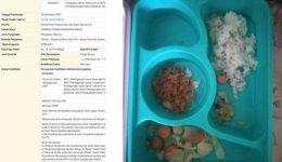 Tidak Layak Konsumsi, Menkumham Diminta Evaluasi Pengadaan Makanan di Lapas Bulak Kapal