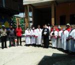 Jumat Agung, PBB Ranting Perwira Jaga Pelaksanaan Ibadah Dua Gereja