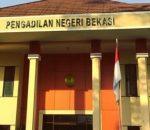 Andy Salim Tolak Penetapan Konsinyasi Majelis Hakim PN Bekasi