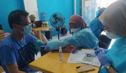 Gelora Kota Bekasi Gelorakan Vaksinasi untuk Indonesia Sehat