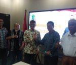 Temui Ketua Dewan, Pemilik dan Pengurus Persipasi Sampaikan Prihatin Kondisi Sepakbola Kota Bekasi