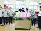 Kanwil Kemenkumham DKI Jakarta Geledah RSU Pengayoman