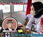RSU Pengayoman Adakan Kajian Ramadhan Secara Virtual