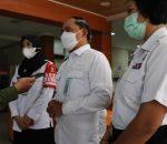 RSU Pengayoman Vaksinasi 141 WBP Disaksikan Kakanwil DKI Jakarta