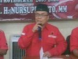 Eks Kader Banteng: Di DPP PDIP Banyak yang Carmuk dan Tidak Menghargai Jas Merah!!!