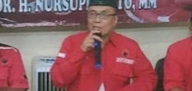Tak Pahami Peraturan Partai, Presidium Marhaen Indonesia 98 Sebut Hasto Kristiyanto Semakin Paranoid
