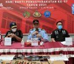 Direktur Keamanan Pimpin Razia Gabungan di Rutan Cipinang