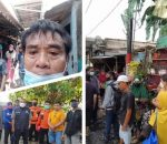 Pemukiman Padat Penduduk Terbakar, 15 Rumah Hangus Dilalap Si Jago Merah